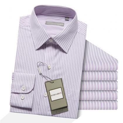 Stripes Men's fashion clothing long..